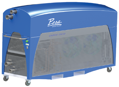 Green Cryo: Cooling / Heating Unit by Pera