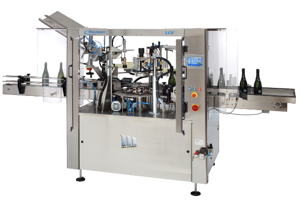 Capsuling and Labelling Machine LCE