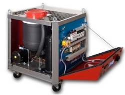 cooling  / heating equipement for wineries