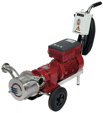 200 Serie Low Speed Pump