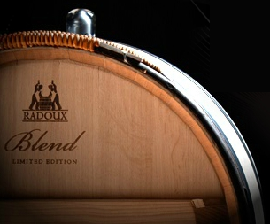 The Blend Barrel - photo from Tonnellerie Radoux